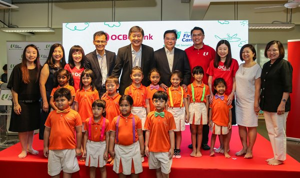 OCBC-NTUC First Campus Bridging Programme
